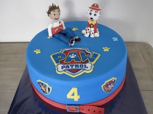 Pawpatrol taart